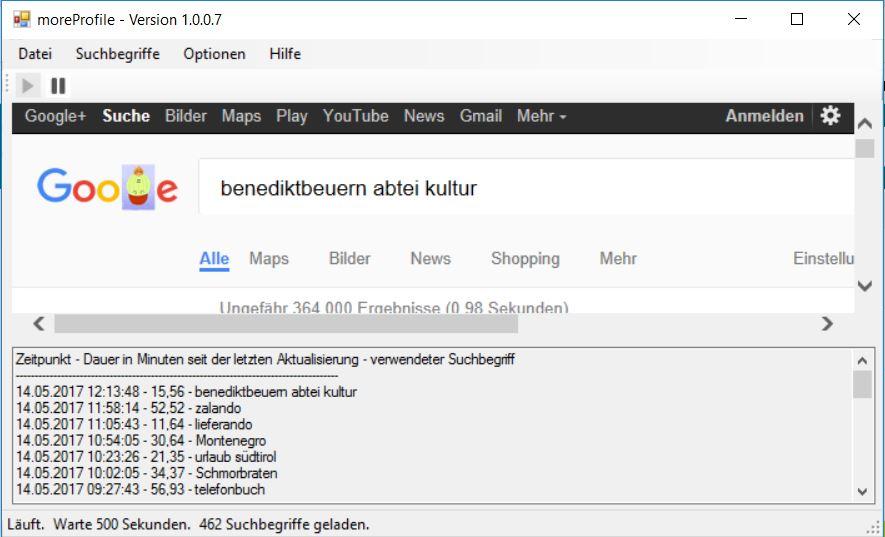 Machen Sie Ihr Google-Profile ganz automatisch wertlos für Google.